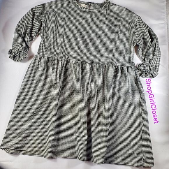 Zara Kids Dress B/W Size 11/12